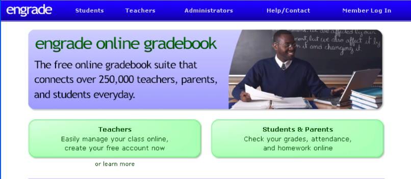 engrade an open source online gradebook