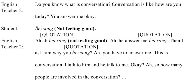 short dialogue writing between doctor and patient relationship